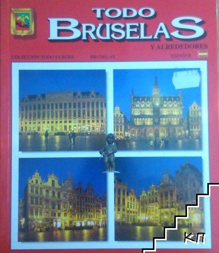 Todo Bruselas y Alrededores