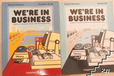 We're in Business. Student's Book / Workbook