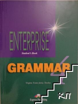 Enterprise Grammar. Level 4. Student's Book
