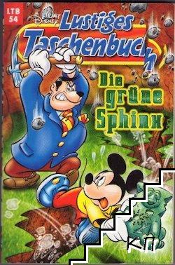 Walt Disneys Lustiges Taschenbuch. Nr. 54: Die grüne Sphinx