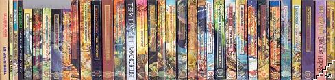 Тери Пратчет. Комплект от 34 книги