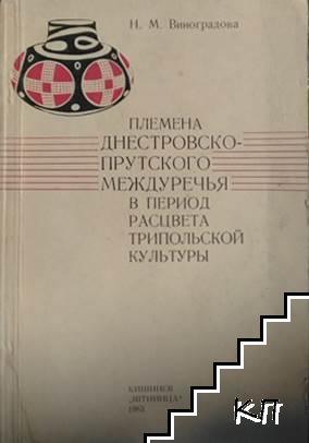 Племена Днестровско-прутского междуречья в период расцвета трипольской культуры