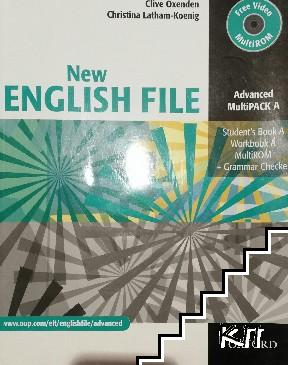 New English File. Advanced Multipack A