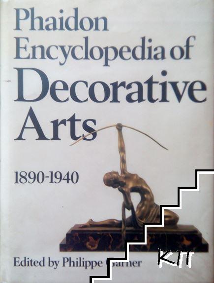 Phaidon Encyclopaedia of Decorative Arts: 1890-1940