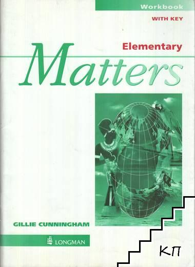 Matters. Elementary. Workbook with Key