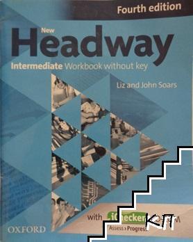 New Headway Intermediate. Workbook without key