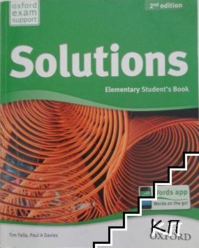 Solutions Elementary. Student's Book