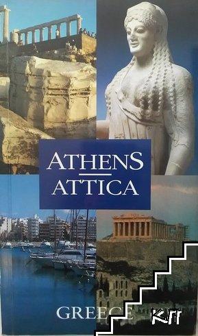 Athenes. Attica