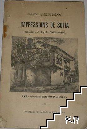 Impressions de Sofia