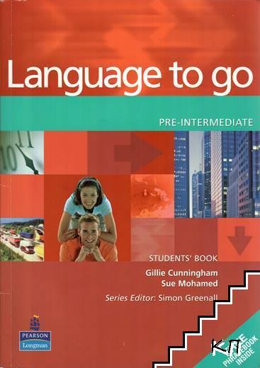 Language to Go. Pre-Intermediate Students' Book