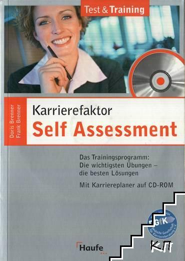 Karrierefaktor Self Assessment. Mit CD-ROM