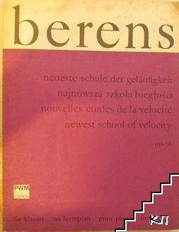 Neueste Schule der Geläufigkeit. Op. 61