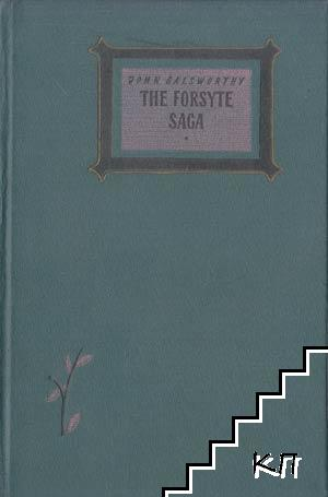 The Forsyte Saga. Book 1-3
