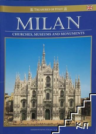 Milan: Churches, museums and monuments