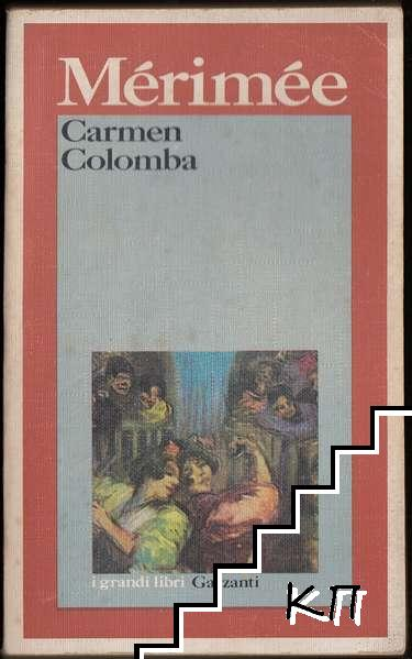 Carmen. Colomba