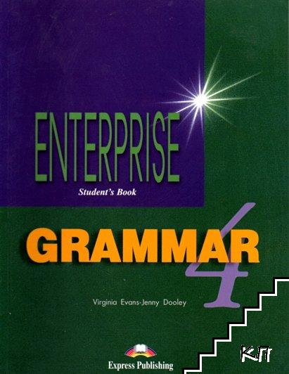 Enterprise Grammar. Level 4. Student's Book