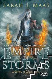 Throne of Glass. Vol. 5: Empire of Storms