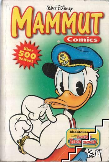 Mammut Comics. Band 74