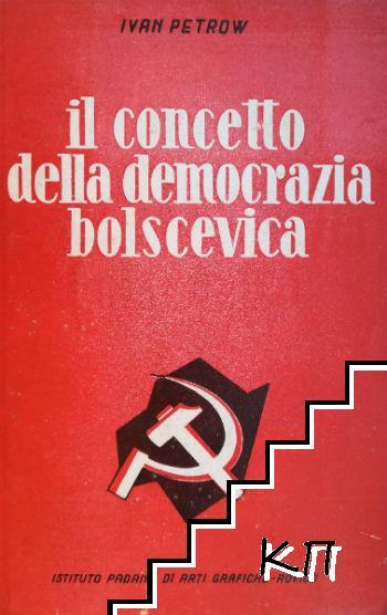Il concetto della democrazia bolscevica