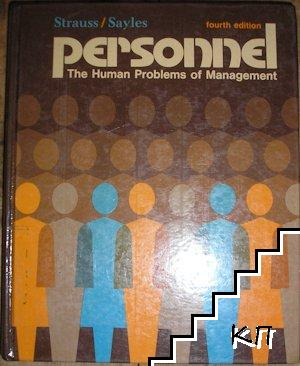 Personnel: the Human Problems of Management