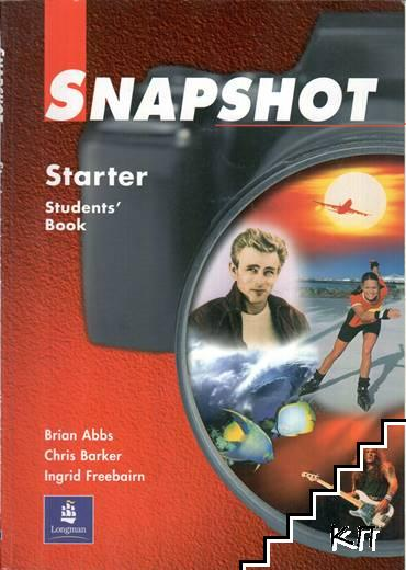 Snapshot Starter. Student's Book