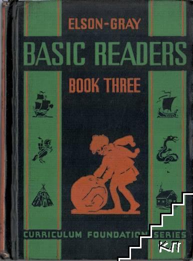 Elson Gray Basic Readers. Book 3