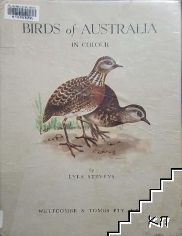 Birds of Australia in Colour