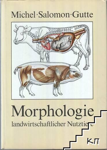 Morphologie landwirtschaftlicher Nutztiere