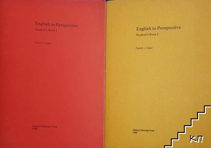 English in perspective. Student's book 1-2