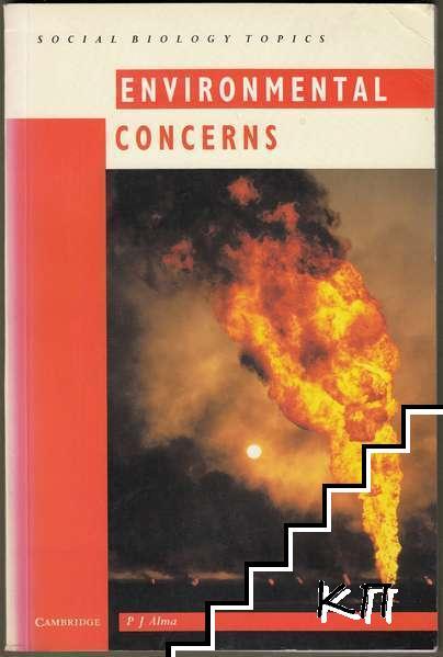 Social Biology Topics: Environmental Concerns