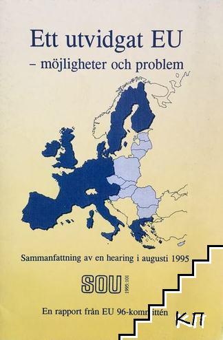 Ett utvidgat EU - möjligheter och problem