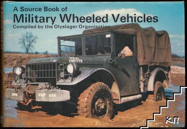 A Source Book of Military Wheeled Vehicles
