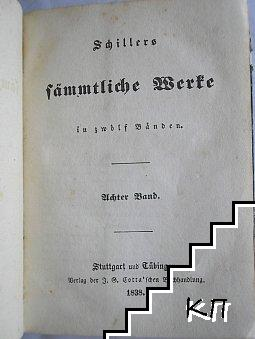 Sämtliche Werke in zwölf Bänden. Band 8: Geschichte des Abfalls der vereinigten Niederlande von der spanischen Regierung