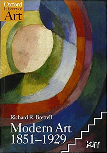 Oxford History of Art: Modern Art 1851-1929