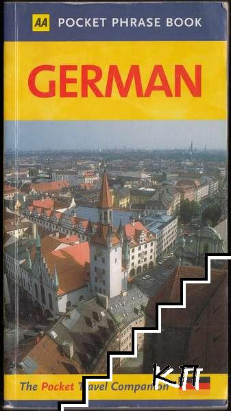AA Pocket Phrase Book: German