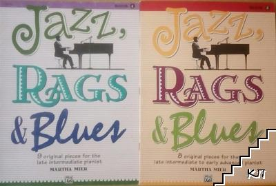 Jazz, Rags & Blues. Book 4-5