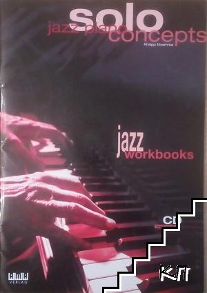 Jazz piano - solo concepts + CD