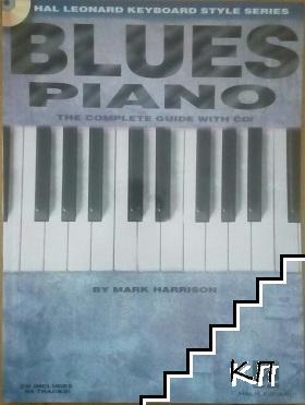 Blues. Piano + CD