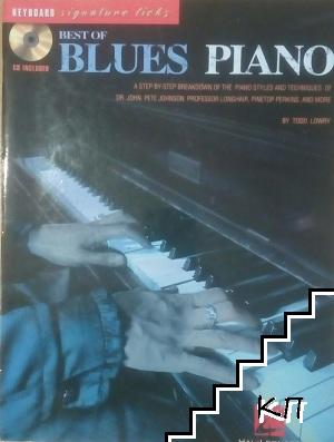 Best of blues piano + CD