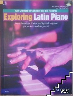 Exploring latin piano + CD1/CD2