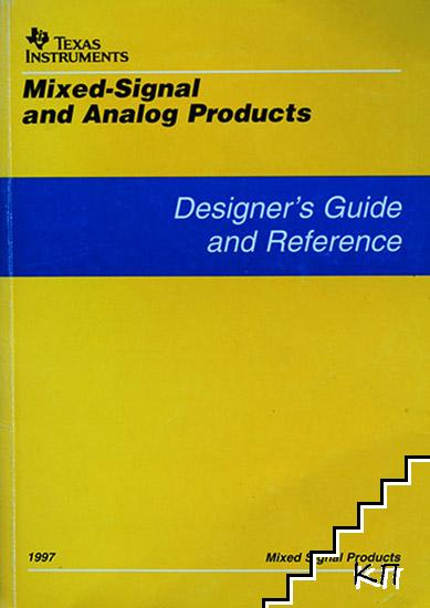 Mixed-Signal and Analog Products