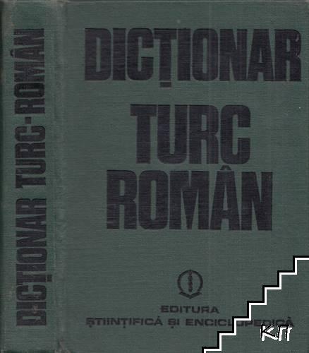 Dictionar Turc-romăn