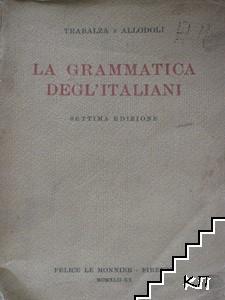 La grammatica degl'Italiani