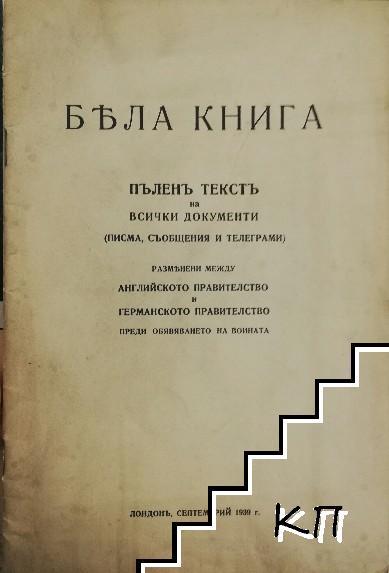 Бяла книга