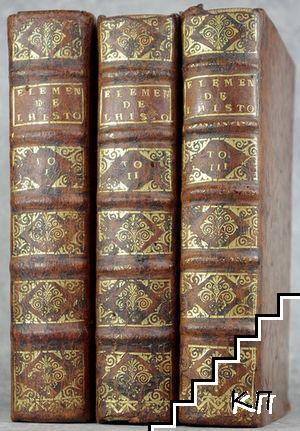Les elemens de l'histoire. Vol. 1-3