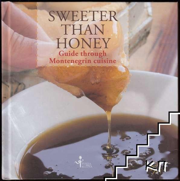 Sweeter than Honey: Guide through Montenegrin Cuisine