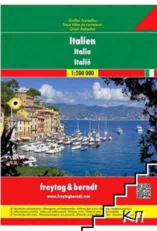 Atlas Italien 1: 200 000
