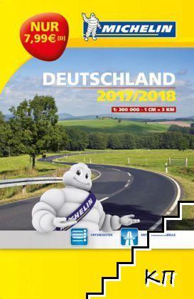 Atlas Deutschland - 2017-2018, 1: 300 000