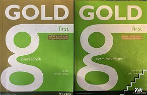 Gold First. New Edition (2015 Exam) + Exam maximiser