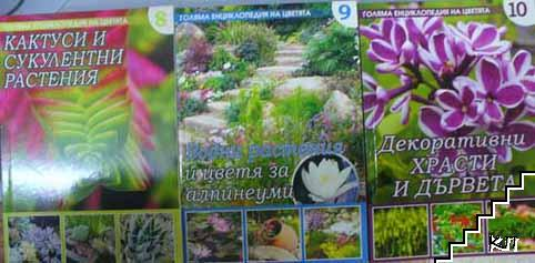 Голяма енциклопедия на цветята. Том 2-10